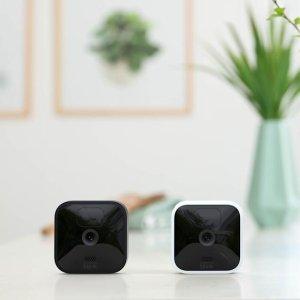 Mini $29.99 低至6.5折Blink 智能家居安防室内外摄像头 全场惊喜折扣
