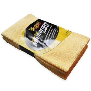$4 Meguiars Supreme Shine Microfiber Cloths (Pack of 3)