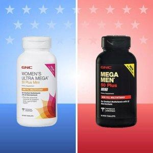 $9.99GNC Men's and Women's Vitamin & Supplement