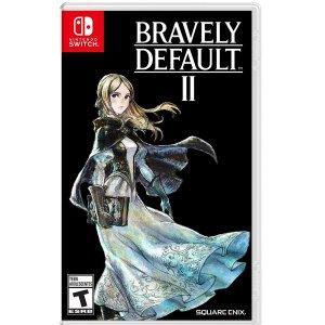 Bravely Default II - Nintendo Switch