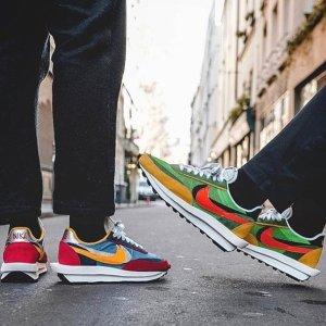 5月30日 美东上午10点整新品预告:Nike x Sacai 联名球鞋即将开售 周董已上脚