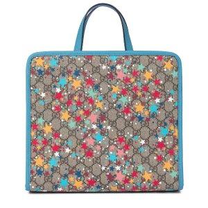 £335收封面托特包Gucci 大童包包配饰上新 收可爱托特包、渔夫帽等