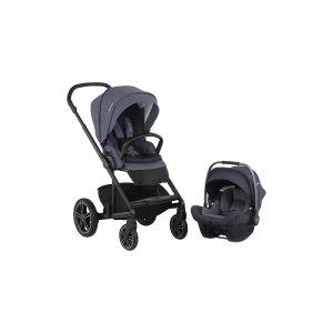 $849.90 (原价$1049.90) 包邮2019版 NUNA MIXX 童车和 PIPA 汽车座椅套装