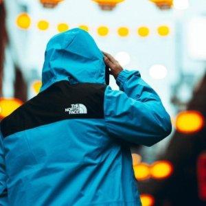 低至8折The North Face 精选羽绒服、卫衣、夹克热促