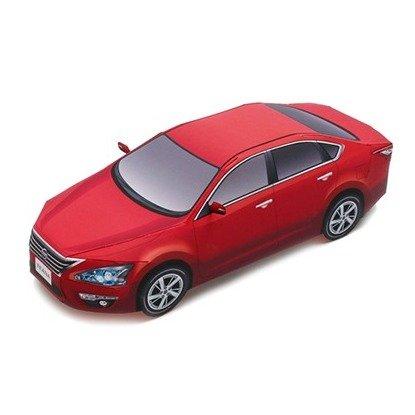 Nissan Teana 折纸模型免费下载