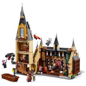 低至$91 哈迷不能错过的经典LEGO 哈利波特系列惊喜折扣来袭 大礼堂、打人柳都参加
