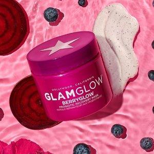 Glamglow Berryglow 光泽面膜 75ml