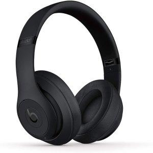 $209.99Beats Studio3 无线头戴式降噪耳机 雾面黑