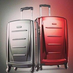 低至2折Samsonite 新秀丽行李箱促销特卖
