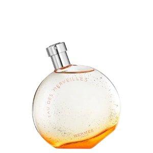 Hermes橘彩星光香水 98ml
