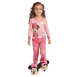 Disney女童米奇睡衣套装
