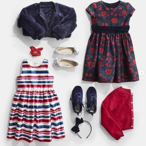 30% Off + Extra Up to 30% OffDressed up Shop @ Gymboree