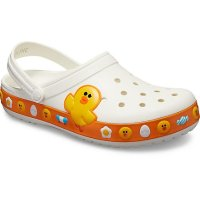 Crocs Crocband™ LINE Friends小黄鸭拖鞋
