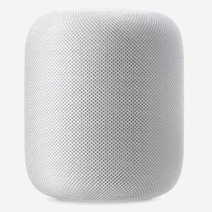 $424.15(原价$499)支持中文SiriApple HomePod 智能音箱 智能家庭中枢完美典范
