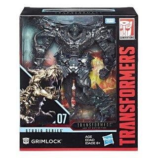 $26.39(原价$49.99)巅峰级的还原度 变形金刚领袖级系列  钢锁 玩具模型