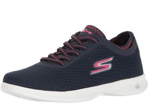 $41.37起(原价$96)Skechers 女士休闲走路运动鞋 US 6.5 黄金码