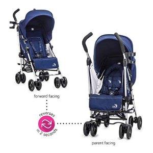$99.99 + 包邮 (原价$199.99)史低价:Baby Jogger  Vue 轻便伞车,两色可选