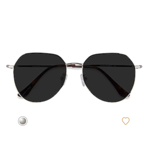 EyeBuyDirectRay-Ban平替圆方墨镜