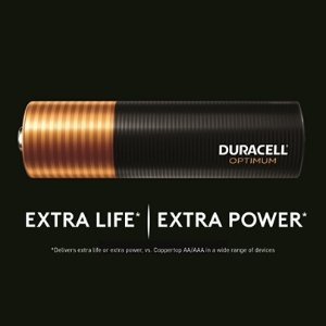 $13.59 + Rewards Back12-Pack Duracell Coppertop Batteries (AA/AAA)