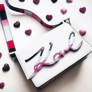 低至5折+额外8折 老佛爷的平价香奈儿降价:Karl Lagerfeld 超可爱设计感美包热卖