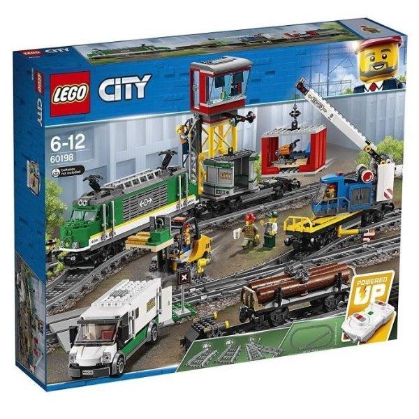 ® City 60198 货运火车