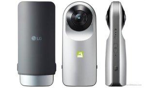$39LG 360 CAM Spherical Camera