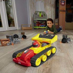 $8.55(原价$47.99)内附视频Little Tikes 儿童遥控翻滚车, 急速飞车 Walmart断货王