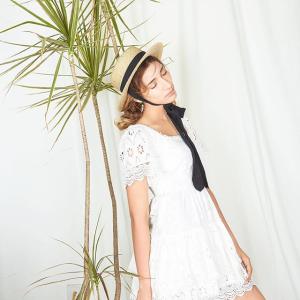 5折起+最高额外7折 仙女裙£15折扣升级:MissLondoner 全场大促开始 收英伦优雅小裙子、法式上衣