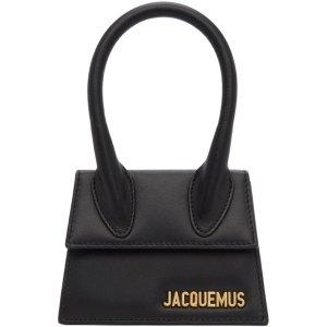 Jacquemus黑色已补货!Le Chiquito斜挎包