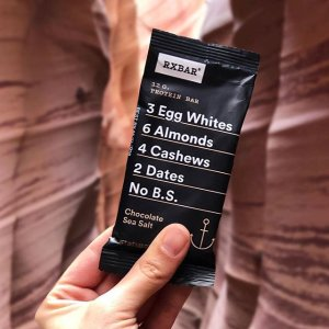 15% offVitacost All Rxbar Products
