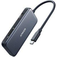 Anker USB C HUB 扩展坞 5合1