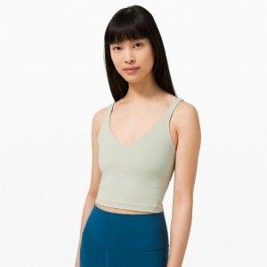 LululemonAlign 淡绿色上衣
