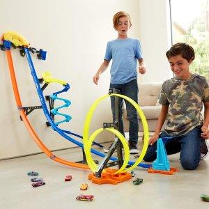 Hot Wheels 垂直发射玩具组合