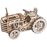 ROKR 木质复古汽车
