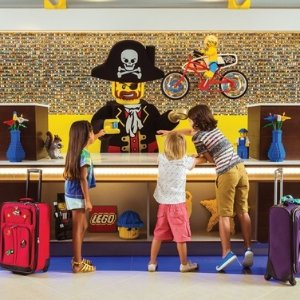 As low as $144/night+Extra 10% OffGroupon Legoland Hotel California Limited-Time Saving