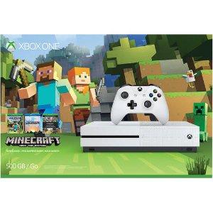 Xbox One S 500GB + Destiny 2