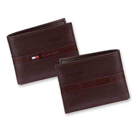$19.99Tommy Hilfiger Men's Leather Wallet