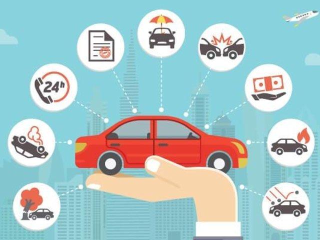 车轮上的美国   关于美国汽车保险...