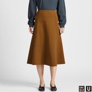 针织半身裙