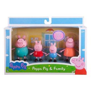 一律$5.994只装 Peppa Pig & Family 超可爱玩偶摆件