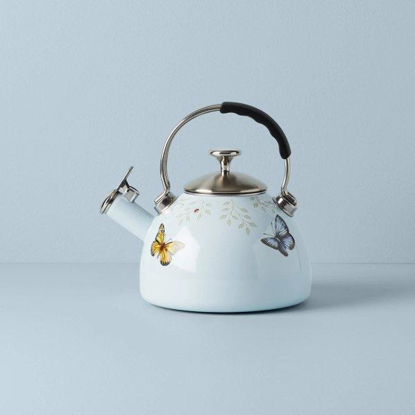 蝶舞花香烧水壶