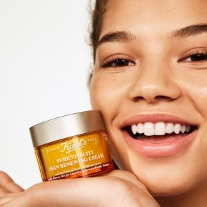 送10件套 仅限一日的超值活动Kiehl's 八大明星产品推荐 定制你的专属护肤方案