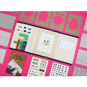 kiwicoMonster Mix & Match Art Pack