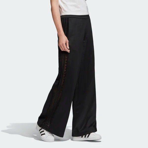 蕾丝镂空女裤