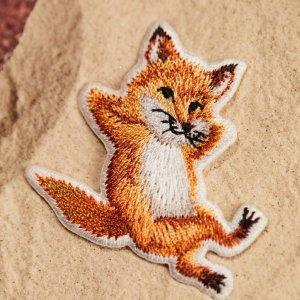 3折起+额外7折!£36收小狐狸tote独家:Maison Kitsune 法日混血潮牌全场热促 必入火爆小狐狸