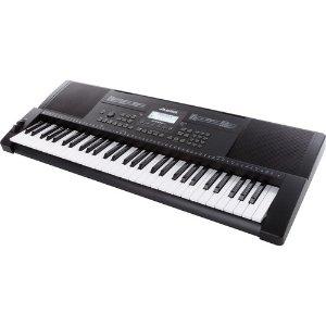 $79.99Alesis Harmony 61键 便携电子琴键盘 自带混音 声音特效 录音等功能