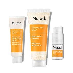 Murad 30日VC护肤3件套5折超值热卖 亮白抗氧化