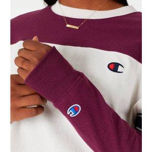 ChampionWomen's Champion Long-Sleeve Crop T-Shirt