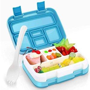 Hometall 儿童防漏午餐盒,三色可选