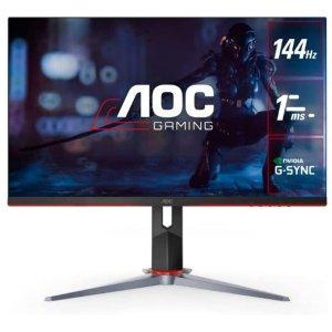 6折起AOC 电脑显示器专场 2K、144Hz高刷屏$579